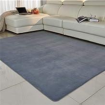 Modern Minimalist Bedroom Rug Living Room Table Sofa Bed Rug Bath Mat Washable Soft mat (Color : D, Size : 120x160cm(47x63...