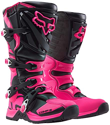 Fox Girls Motocross-Stiefel Comp 5 Pink Gr. 37.5