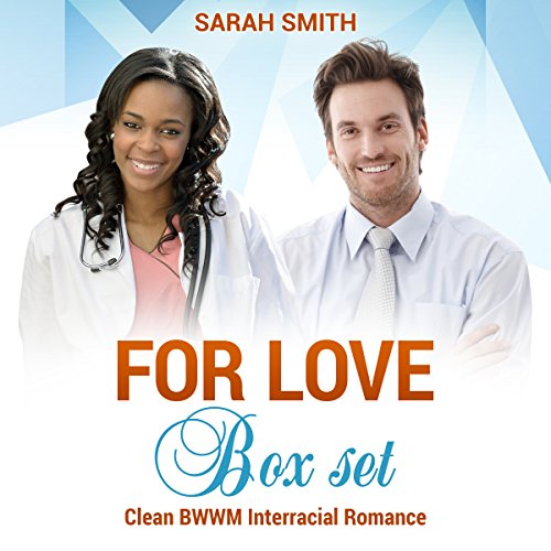 For Love Box Set audiobook cover art