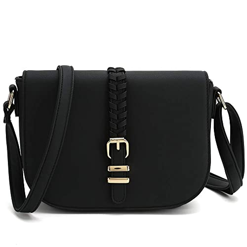 94284122a5 Casual Small Crossbody Saddle Bags for Women Shoulder Purse Designer  Handbags