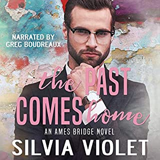 The Past Comes Home audiobook cover art