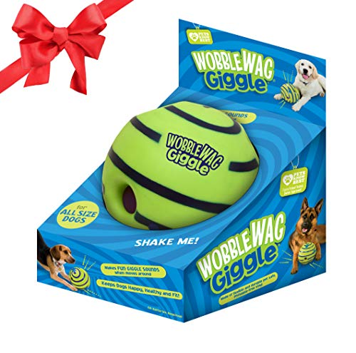 Allstar Innovations Wobble Wag Giggle Ball Interactive