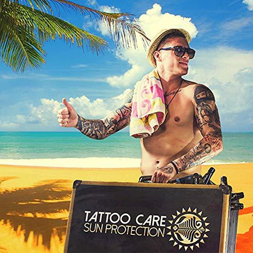 Tattoo Care Broad Spectrum unscreen UVA UVB SPF 30+