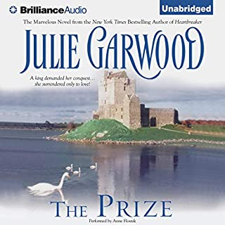 The Prize audiobook cover art