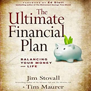 The Ultimate Financial Plan audiobook cover art