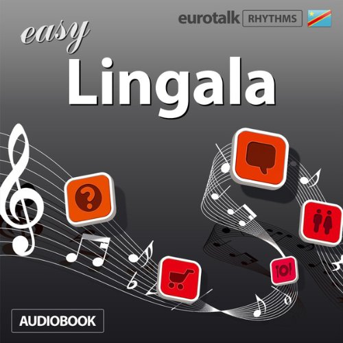Rhythms Easy Lingala audiobook cover art