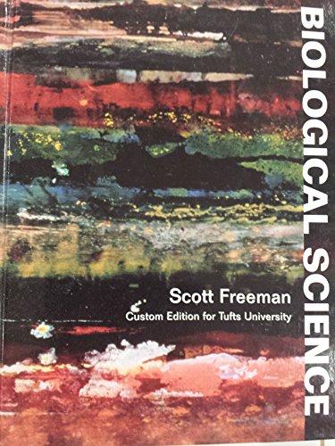 Freeman 'Biological Science' - Custom for Tufts University (2005)
