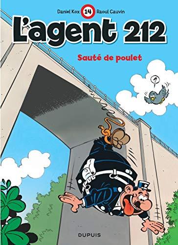 L'agent 212, tome 14 : Sauté de poulet