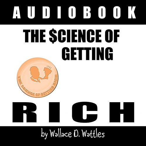 The Science of Getting Rich 1912 audiobook cover art