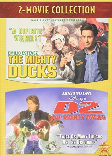 Mighty Ducks & D2: The Mighty Ducks [DVD] [Region 1] [US Import] [NTSC]