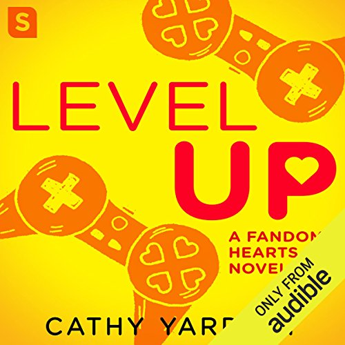 Level Up     A Geek Girl Rom Com              By:                                                                                                                                 Cathy Yardley                               Narrated by:                                                                                                                                 Serena St. Clair,                                                                                        Dirk Slade                      Length: 5 hrs and 36 mins     2 ratings     Overall 4.5