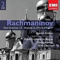 Piano Concertos Nos 1-4 / Rhapsody on a Theme