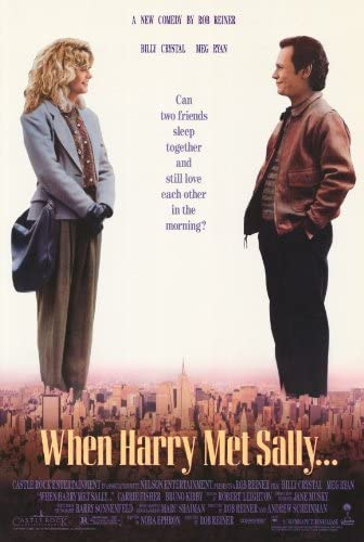 When Cheap mail order specialty store Harry Met Sally - Poster 17 Max 51% OFF Movie 11 x