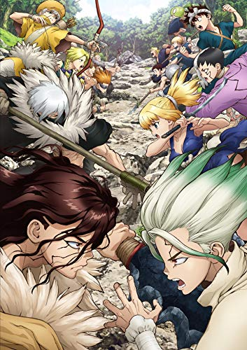 『Dr.STONE』2nd SEASON Blu-ray BOX【初回生産限定版】