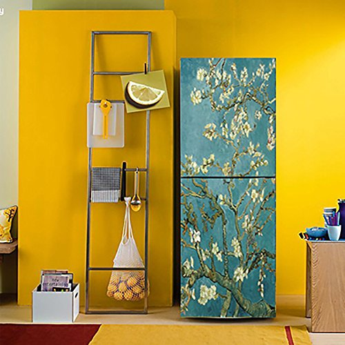 GJ-Rinnovamento Creativo Adesivi, Adesivi Impermeabile, Autoadesivo Adesivi frigo,60cmx180cm