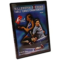 Killerspin 2003 Extreme Table Tennis Vol. 1 DVD [並行輸入品]