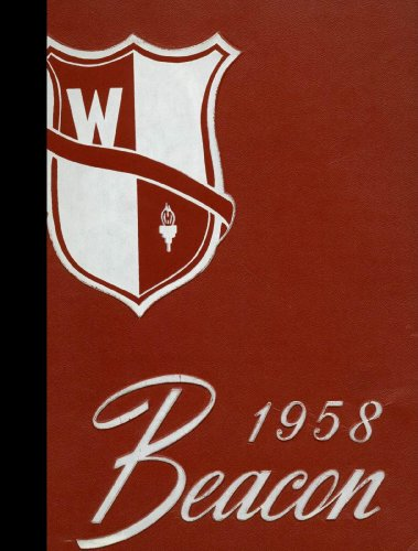 (Reprint) 1958 Yearbook: Western International High School, Detroit, Michigan