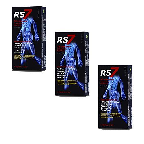 RS7 Articulaciones 90 Cap + Muestra gratis Crema Fisio Forte
