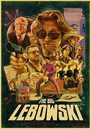 POSTER EL GRAN LEBOWSKI THE BIG LEBOWSKI 2 100X70 CM. M
