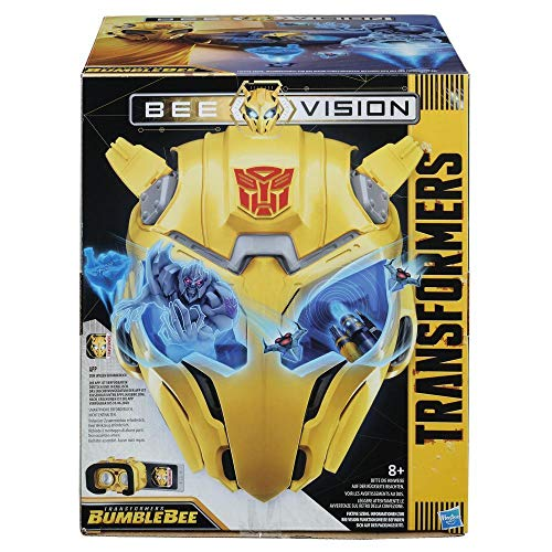 Hasbro Transformers E0707100 - Movie 6 Bee Vision masker, oogmend Reality