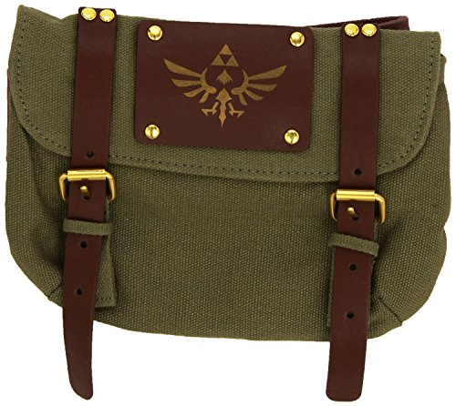 The Nintendo: Legend Of Zelda  - Brown Zelda With Satchel, Skyward Sword (Borsello da Cintura)