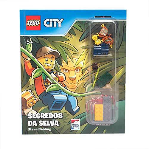 Lego® city: Segredos da selva