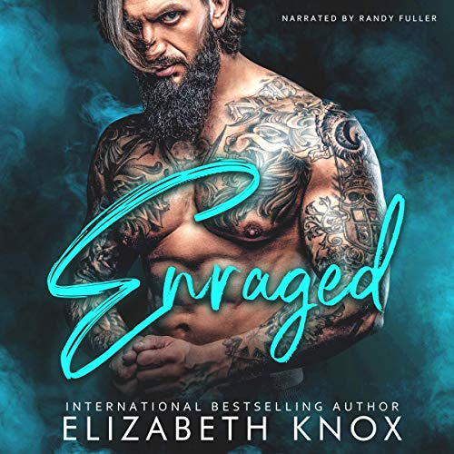 Enraged audiobook cover art