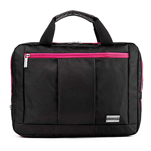Casual Travel Briefcase School Backpack for Dell Inspiron, Latitude, Vostro, XPS
