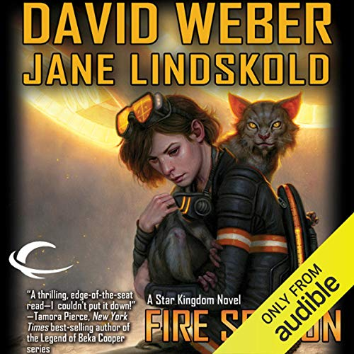 Fire Season: Star Kingdom, Book 2