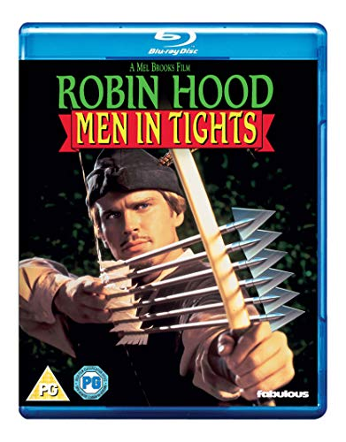 Robin Hood Men In Tights [Blu-ray]