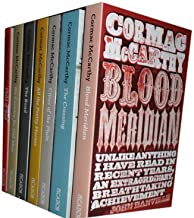 Cormac McCarthy collection 7 Books set. (Blood Meridian, The crossing, cities of the plain, all the pretty horses, the roa...