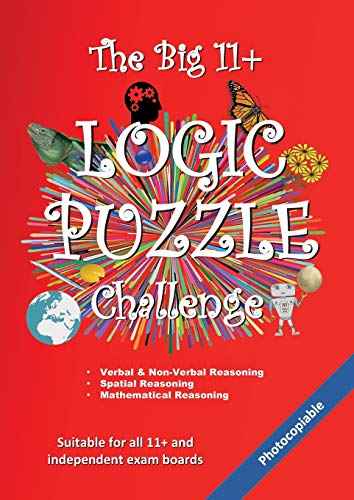 The Big 11+ Logic Puzzle Challenge