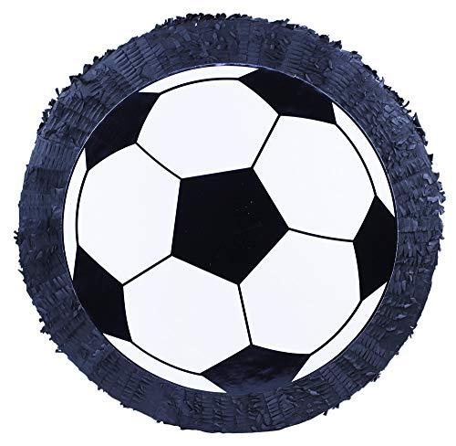 Das Kostümland Piñata – Decoración de cumpleaños – Fútbol