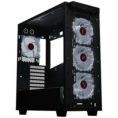 Build My PC, PC Builder, Rosewill RISE