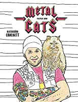 Metal Cats Coloring Book (Colouring Books)