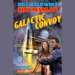 Galactic Convoy audiobook cover art