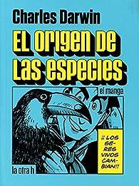 Origen De Las Especies,El: El manga par Charles Darwin