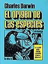 Origen De Las Especies,El: El manga par Darwin