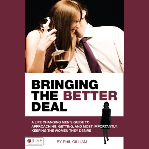 Bringing the Better Deal audiobook cover art