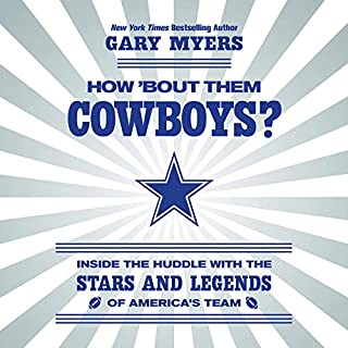 How 'Bout Them Cowboys? audiobook cover art