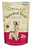 Pet Naturals of Vermont - Superfood Treats for Dogs - Healthy Daily Treats in 3 Savory Flavors...