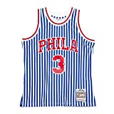 Mitchell & Ness Maillot Philadelphia 76ers Striped