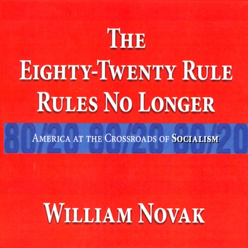 The Eighty-Twenty Rules audiobook cover art
