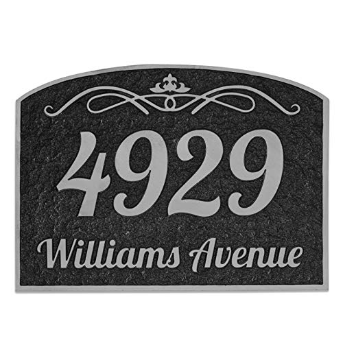 magnetic ceramic house numbers - 3