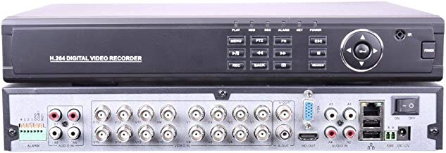 Hiwatch 30607741 HWN-4104MH-4P 4canal Red-Videorecorder