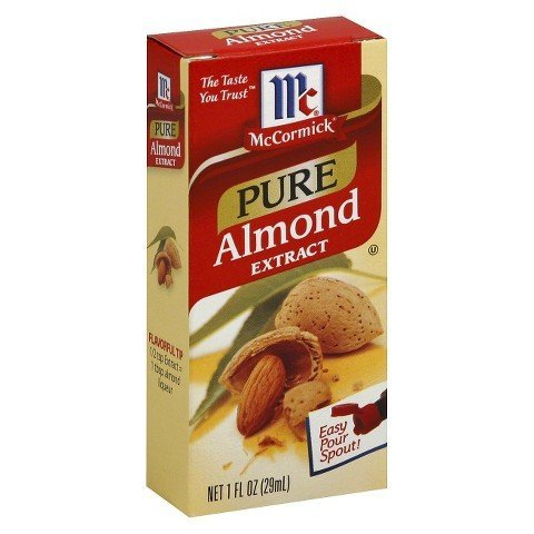 McCormick Pure Almond Extract, 1 oz. 2 Pack