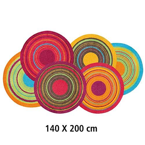 Teppich 2,7 Kg/m² Gesamtgewicht