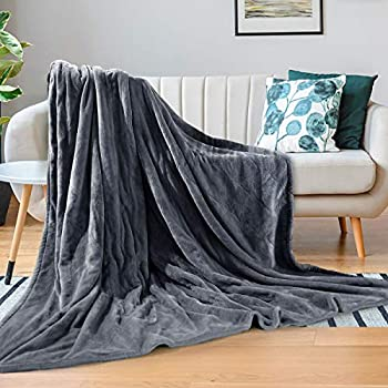 Heating Blanket New 60 x 50  Electric Throw Blanket with Double-Flannel Fast Heating Blanket with 3 Heating Levels & 2H Auto Off ETL Certified Overheating Protection Heated Throw Machine Washable