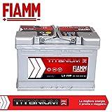 Batteria Auto Fiamm L370P Titanium Pro 70Ah 640A