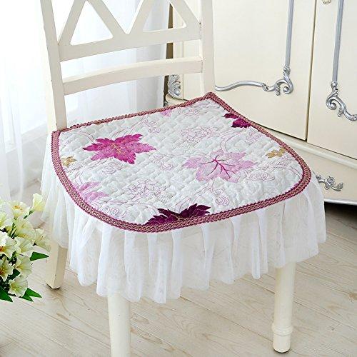 xinping Chair Pads Chaise Pad/Coussin/Coussins/Coussin de siège de Voiture – C 43 x 45 cm (43,2 x 45,7 cm)